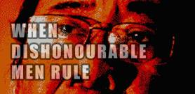 WhenDishonourableMenRule