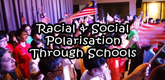 RacialSocialPolarisation
