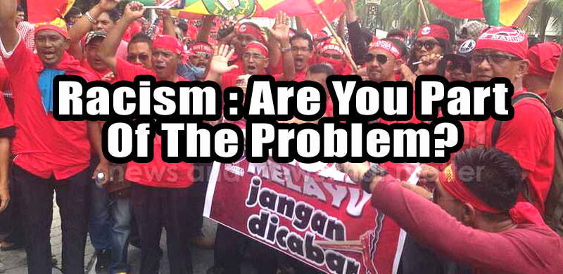 Image result for UMNO is a racist party