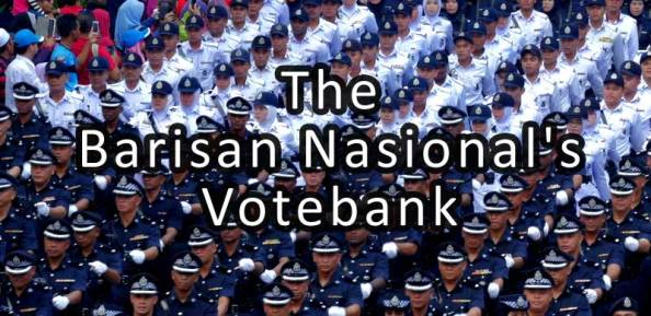 Image result for BN's vote bank