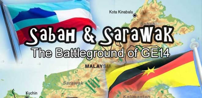 Image result for Sarawak-Sabah Politics